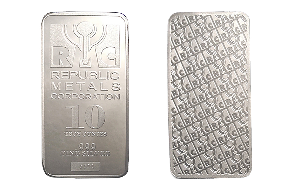 Buy RMC 10 oz Silver Bars, image 5