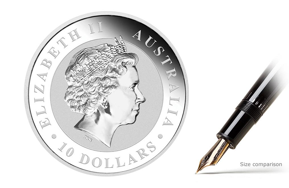 Sell 10 Oz Silver Koala Coins Random Year Sell Silver