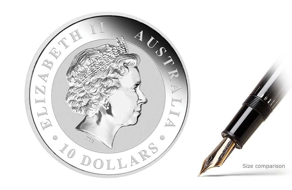 Sell 10 Oz Silver Kookaburra Coins Sell Silver Coins Kitco