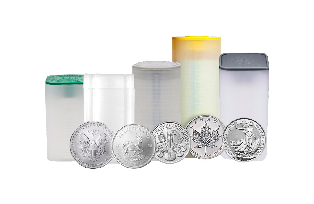Buy 115 oz Silver Bullion Coins Bundle, image 0