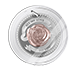 Buy 12 g Silver Coin Pendant .9999 - All My Love to You, image 2