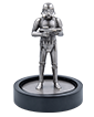 130 g Sterling Silver Miniature .925 - Star Wars - Stormtrooper