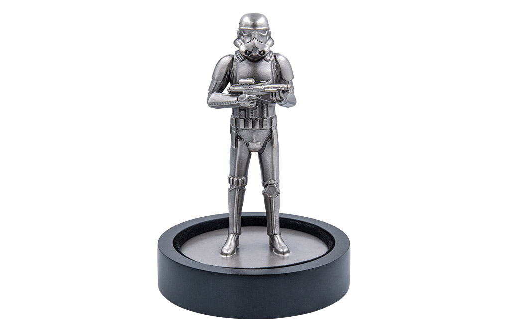 Buy 130 g Sterling Silver Miniature .925-Star Wars-Stormtrooper™, image 0
