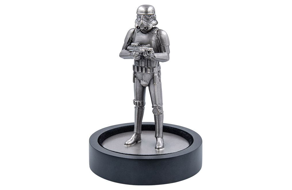 Buy 130 g Sterling Silver Miniature .925-Star Wars-Stormtrooper™, image 1