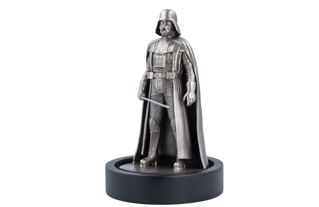 Buy 150 g Sterling Silver Miniature .925 - Star Wars - Darth Vader™, image 1