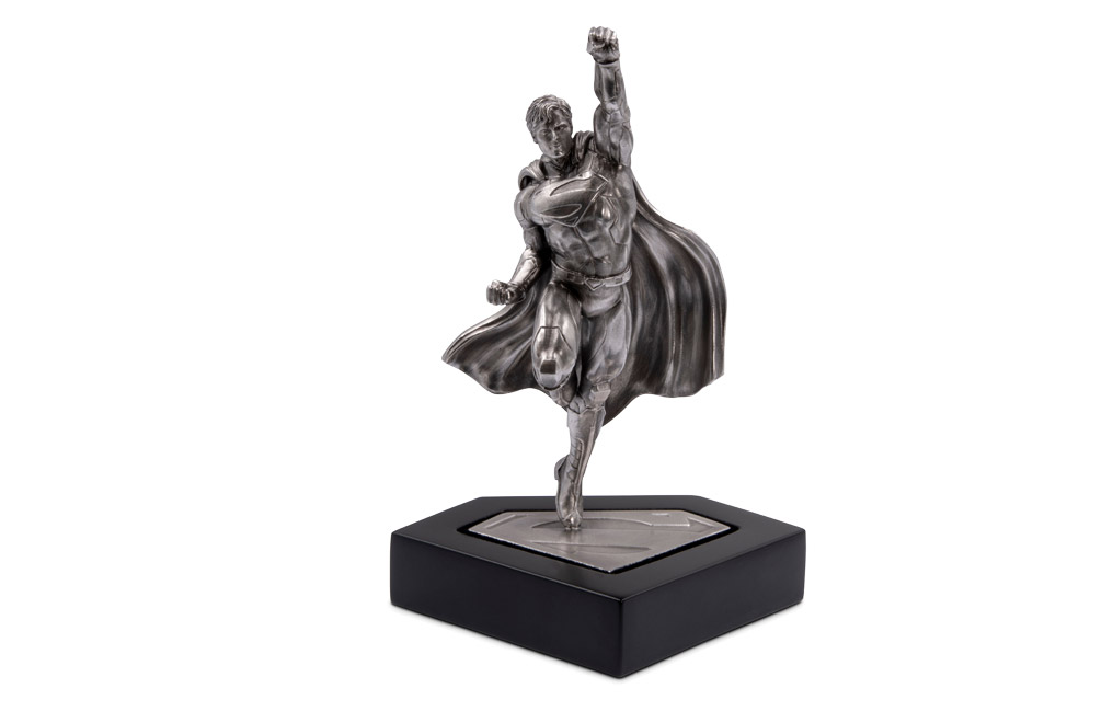 Buy 150 g Silver Miniature .999 - Superman 80th Anniversary, image 1