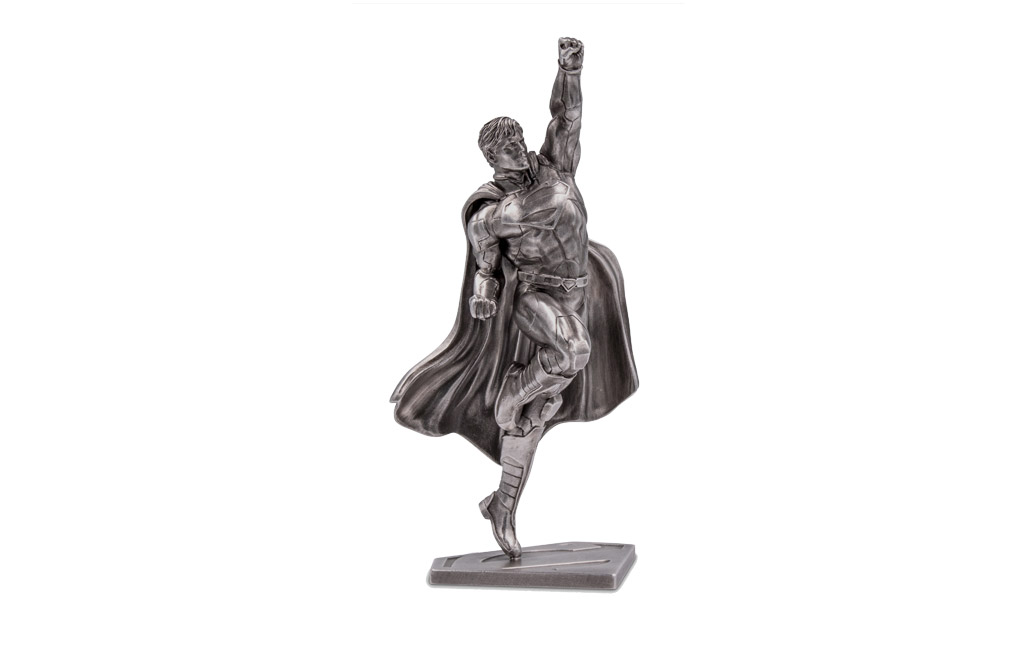 Buy 150 g Silver Miniature .999 - Superman 80th Anniversary, image 2