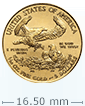 1/10 oz Gold American Eagle Coin