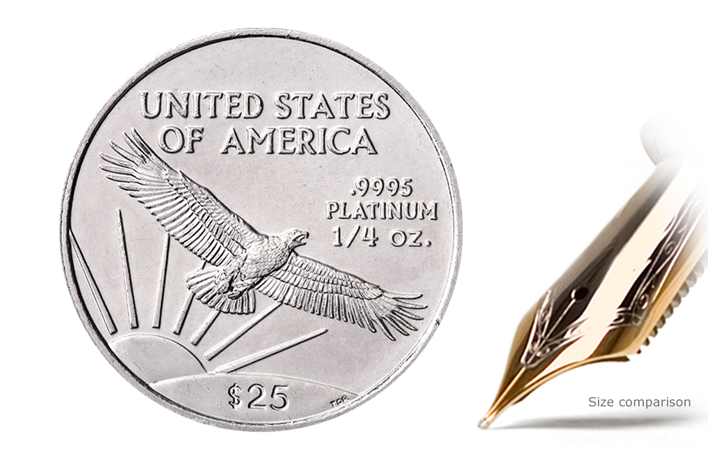 Buy Platinum Eagle Coins | Buy Platinum Coins | KITCO