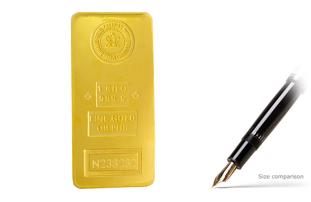 Buy RCM kilo Gold Bars, image 0