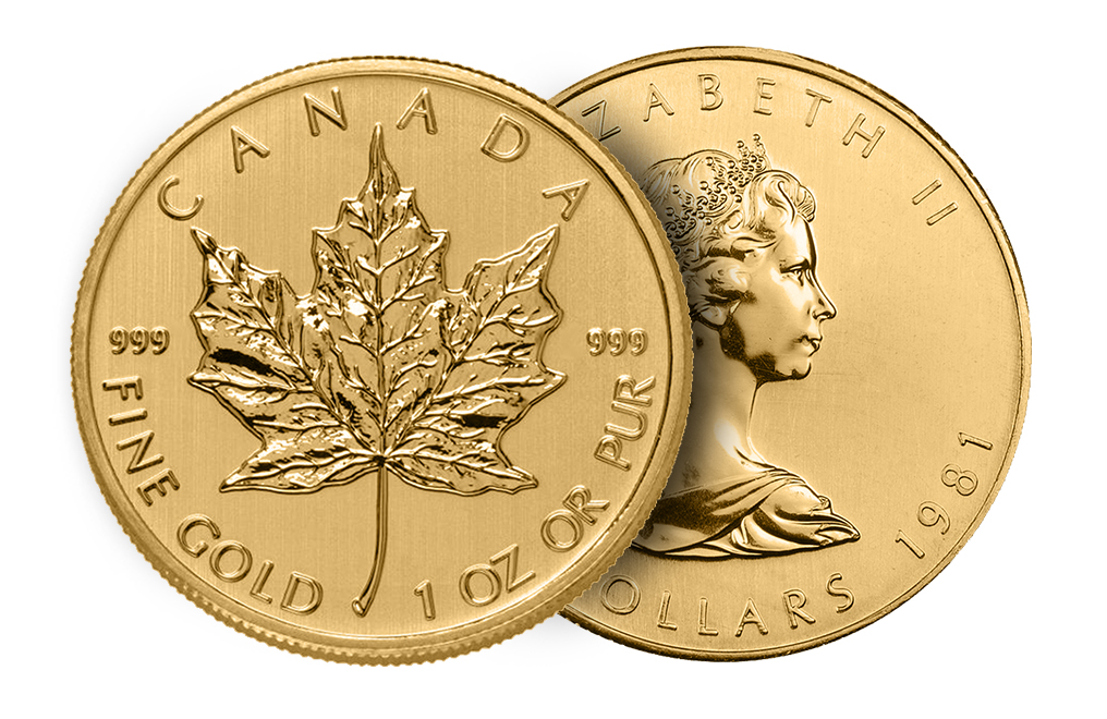 Sell 1979-1982 1 oz Gold Maple Leaf Coins, image 2