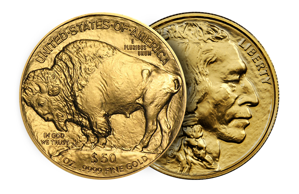 Buy 1 oz Gold Buffalo Coins, image 2