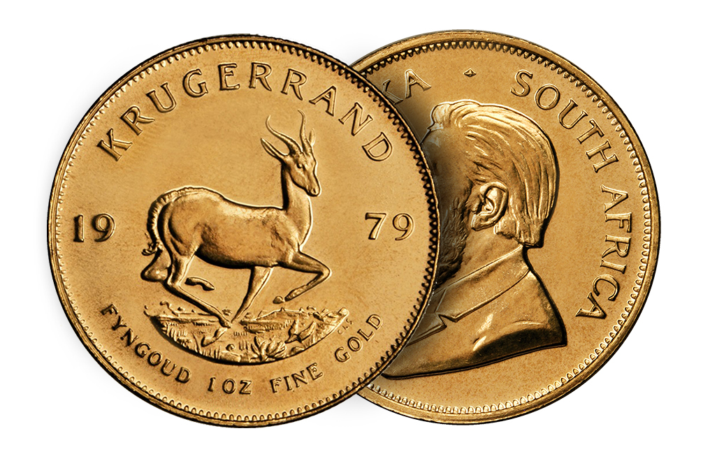 Buy 1 oz South African Gold Krugerrand Coins, image 2