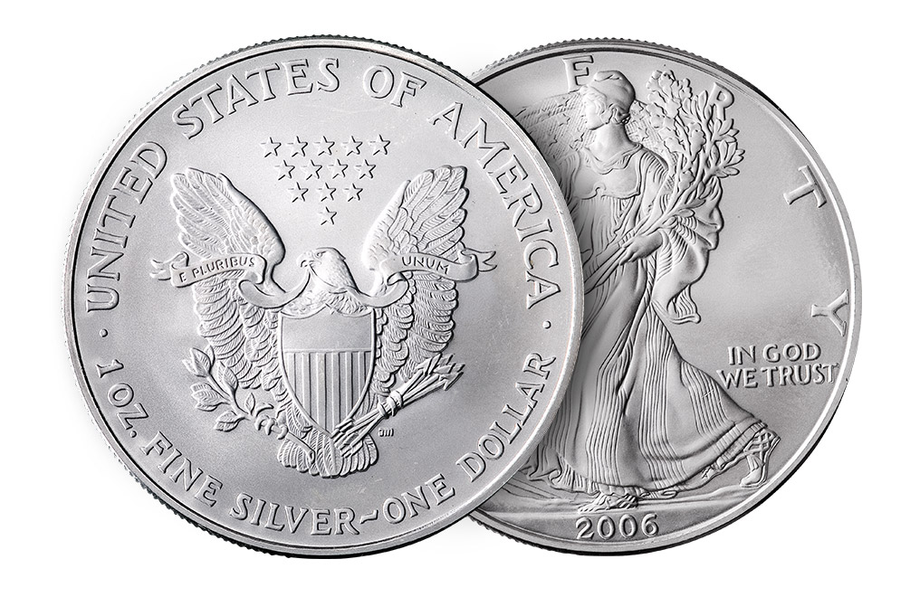Buy Silver American Eagle Coins, image 2