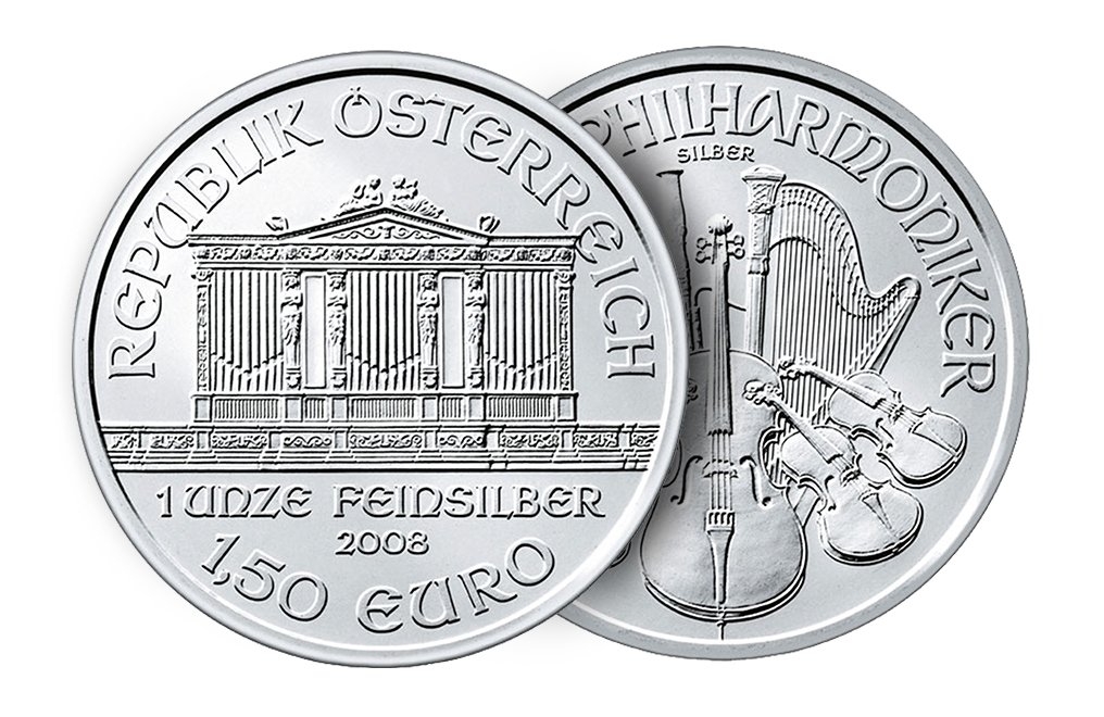 Sell 1 Oz Silver Philharmonic Coins Sell Silver Coins