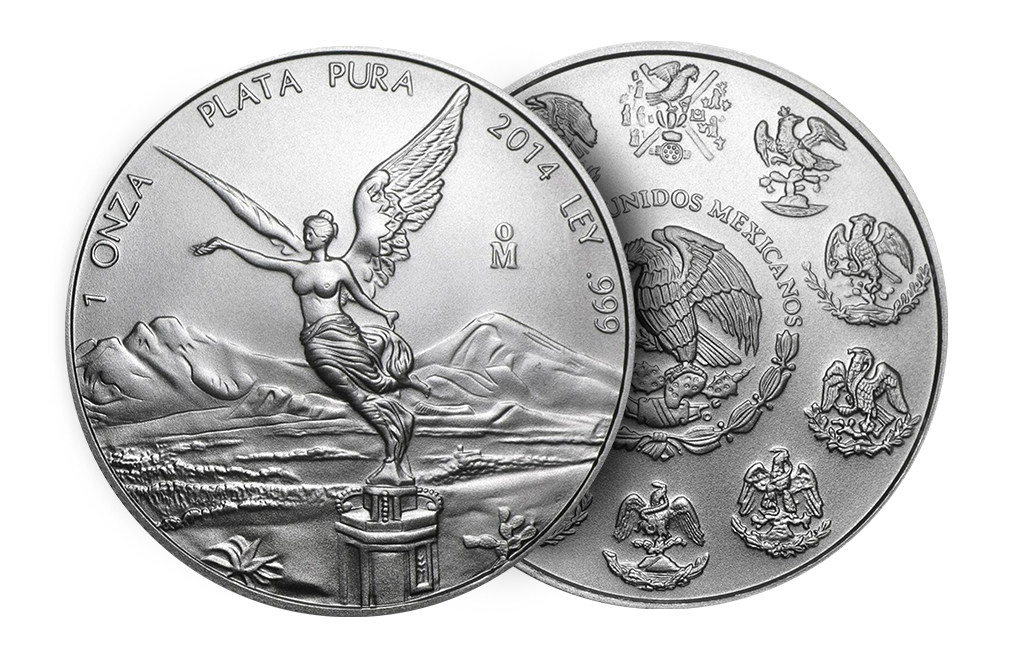Sell 1 oz Silver Libertad Coins, image 2