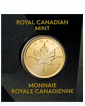 1g Gold MapleGram25™ Coin (Random Year) [Shipping week of Feb.27th]