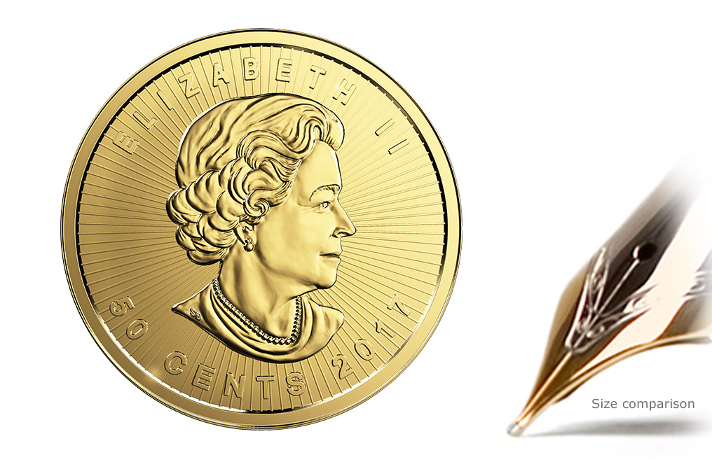 Buy 1 gram Gold MapleGram Coins (Random Year), image 4