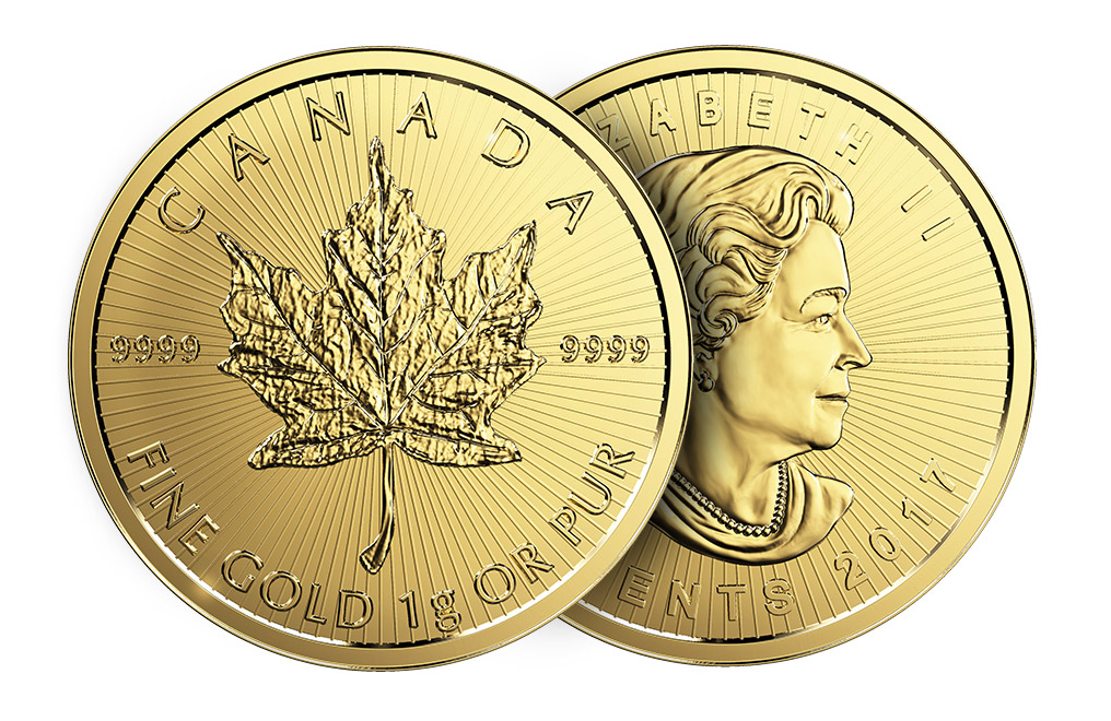 Buy 1 gram Gold MapleGram Coins (Random Year), image 6