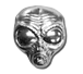 Buy 2 oz Silver Bar.999 - 3D Alien Head, image 1