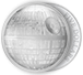 Buy 2 oz Silver Coin .999 - High Relief -Star Wars Death Star, image 3