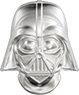 2 oz Silver Coin .999 - Star Wars - Darth Vader Helmet