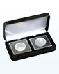 Silver Maple 25th & 30th Anniversary 2 Coins Set