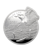 2 oz Silver Ocean Predators Great White Shark Coin (2021)