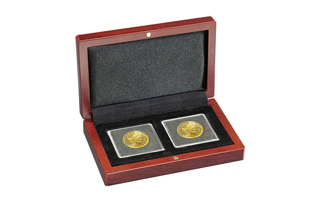 Buy 2 x QUADRUM Capsule VOLTERRA Coin Box, image 0