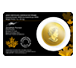 Buy 2014 1 oz Canadian Gold Howling Wolf Coins, image 1