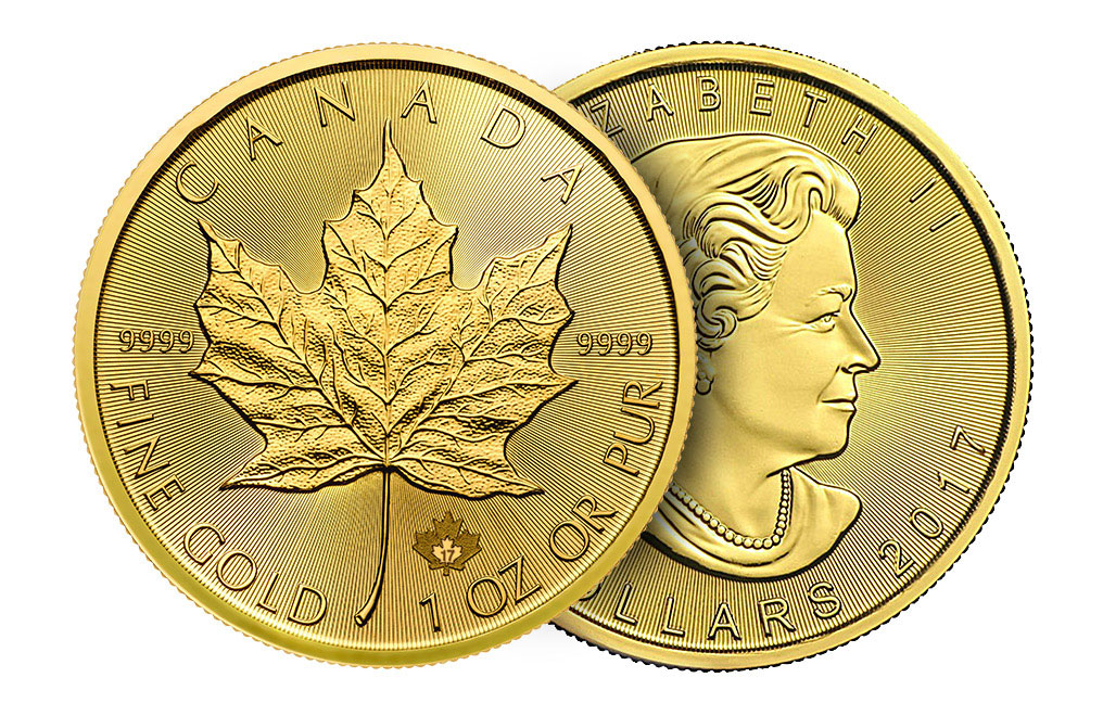 Buy 2017 Gold Maple Leaf Coin Bundle, image 1