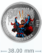 2015 1 oz Silver Superman:Superman #28 (2014) Coin