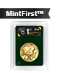 2018 MintFirst™ 1 oz Gold American Buffalo (Single Coin)
