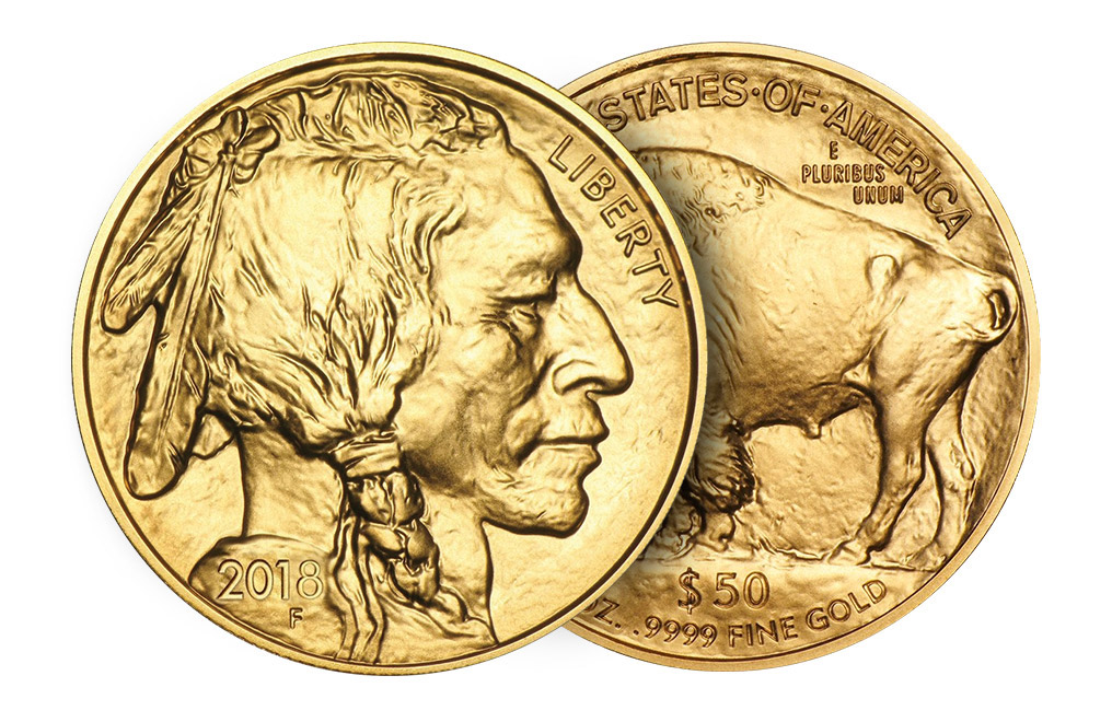 2017 MintFirst™ 1 oz Gold American Buffalo (Single Coin), image 3