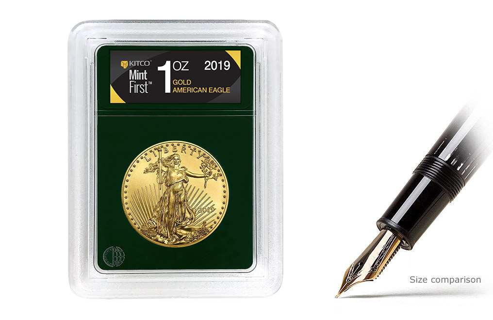 2017 MintFirst™ 1 oz Gold Eagle (Single Coin), image 0