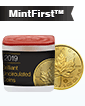 2018 MintFirst™ 1 oz Gold Maple Leaf (10 coins)