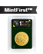 2019 MintFirst™ 1 oz Gold Maple Leaf (Single Coin)