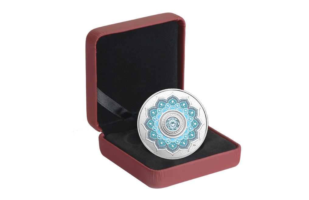 Buy 2018 1/4 oz Silver Coin - Birthstone - March .9999 | KITCO, image 3