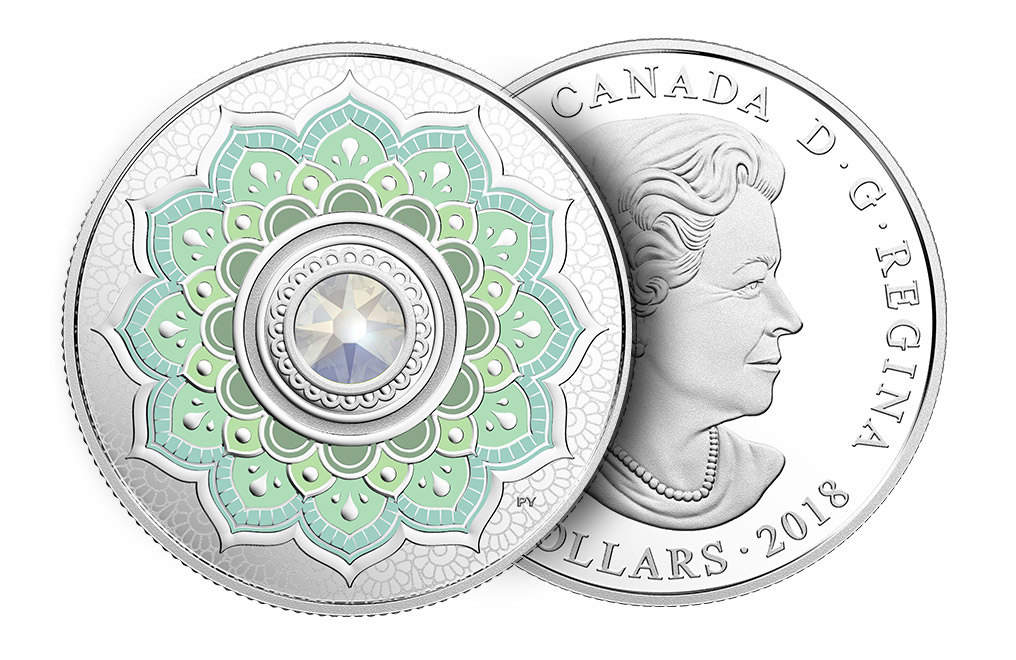 Buy 2018 1/4 oz Silver Coin - Birthstone - October .9999, image 2