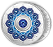 Buy 2018 1/4 oz Silver Coin - Birthstone - September .9999, image 2
