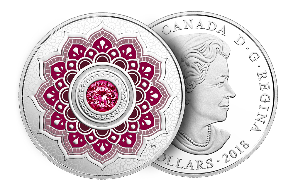 Buy 2018 1/4 oz Silver Coin - Birthstone - January .9999, image 2