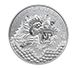 Buy 2018 1/4 oz Silver Coin - Dragon Luck .9999, image 0