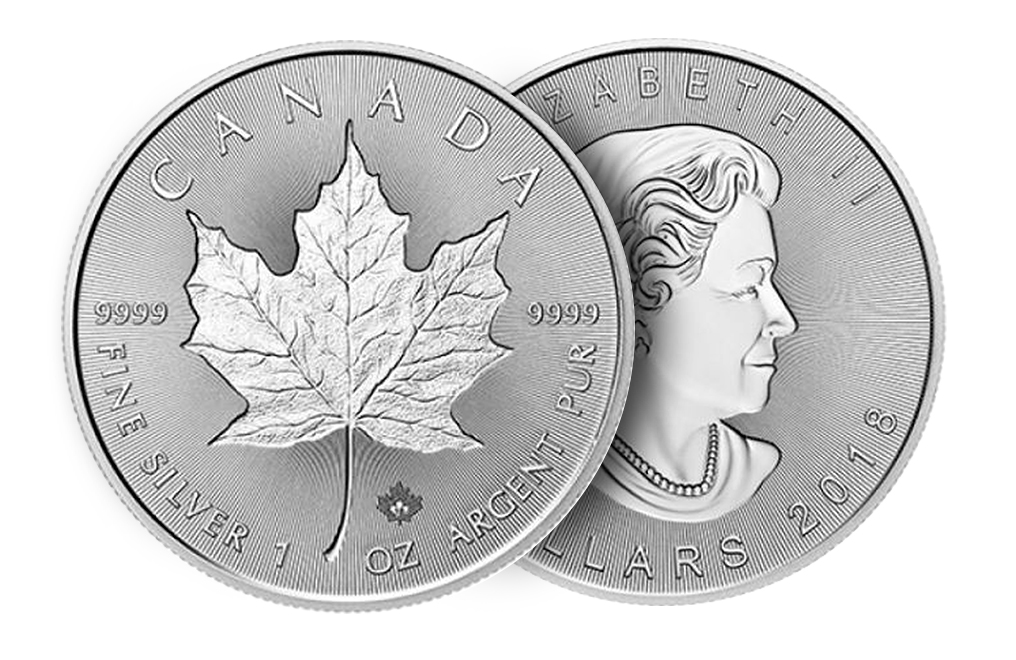 Sell 1 oz Silver Maple Leaf Incuse Coins [Limited Edition], image 4