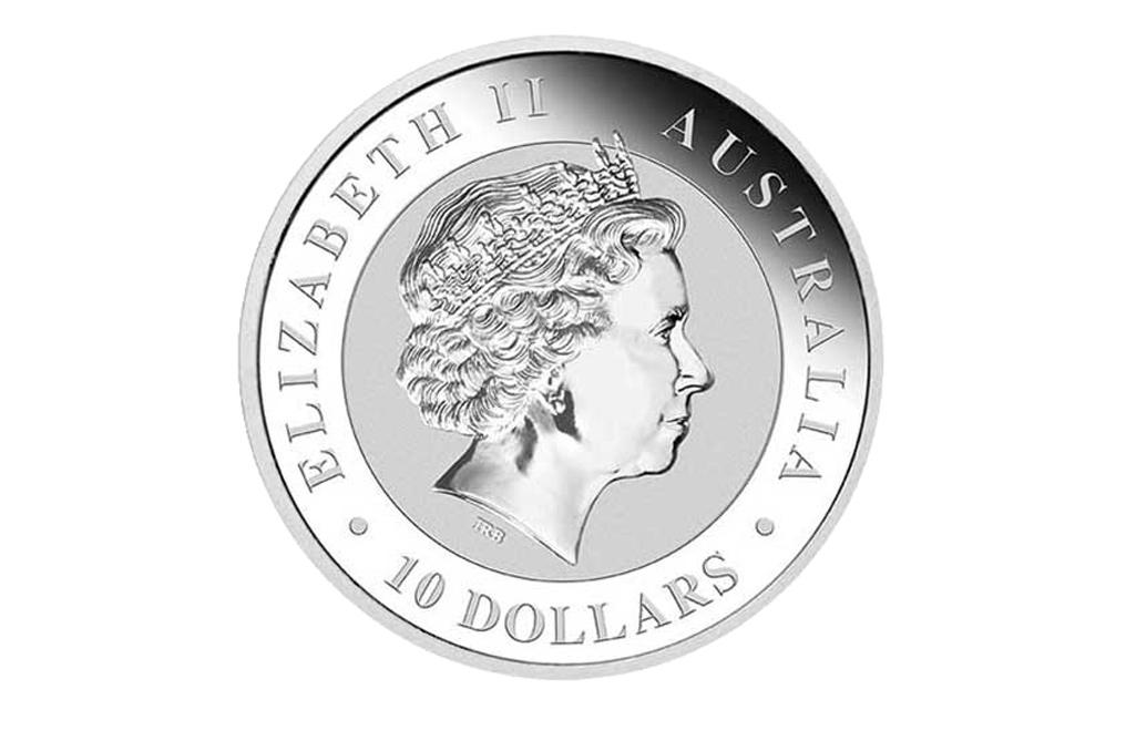 2018 10 Oz Silver Australian Kookaburra Silver Coins Kitco