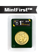 2019  MintFirst&#8482 1 oz Gold British Britannia (Single Coin)