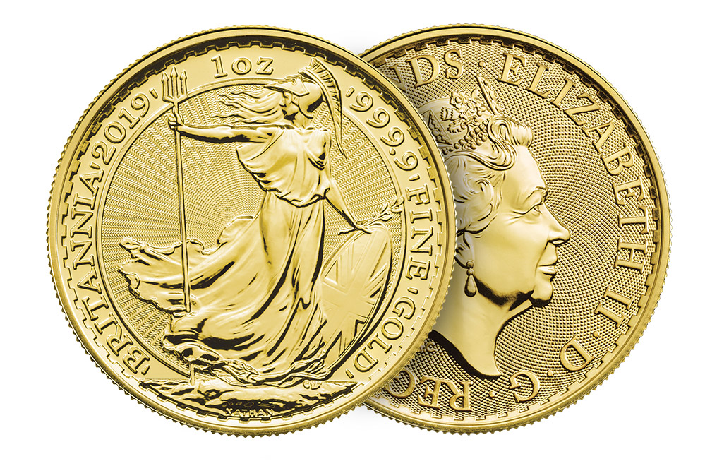 Buy 2018 1 oz Gold Britannia Coins MintFirst™ (Single Coin), image 3