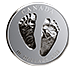 2019 1/2 oz Silver Coin Welcome to the World .9999, image 0