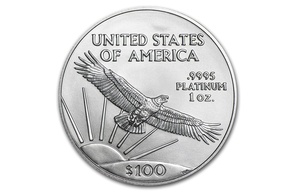 Buy 2020 1 oz Platinum American Eagle Coins, image 1