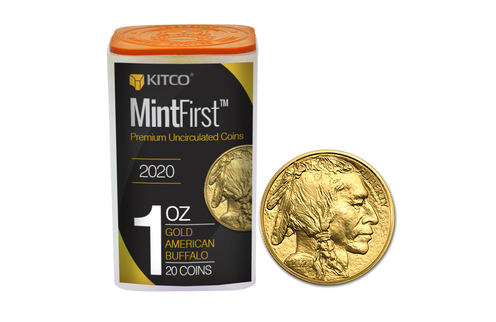 Buy 2020 MintFirst™ 1 oz Gold Buffalo (20 Coins), image 0