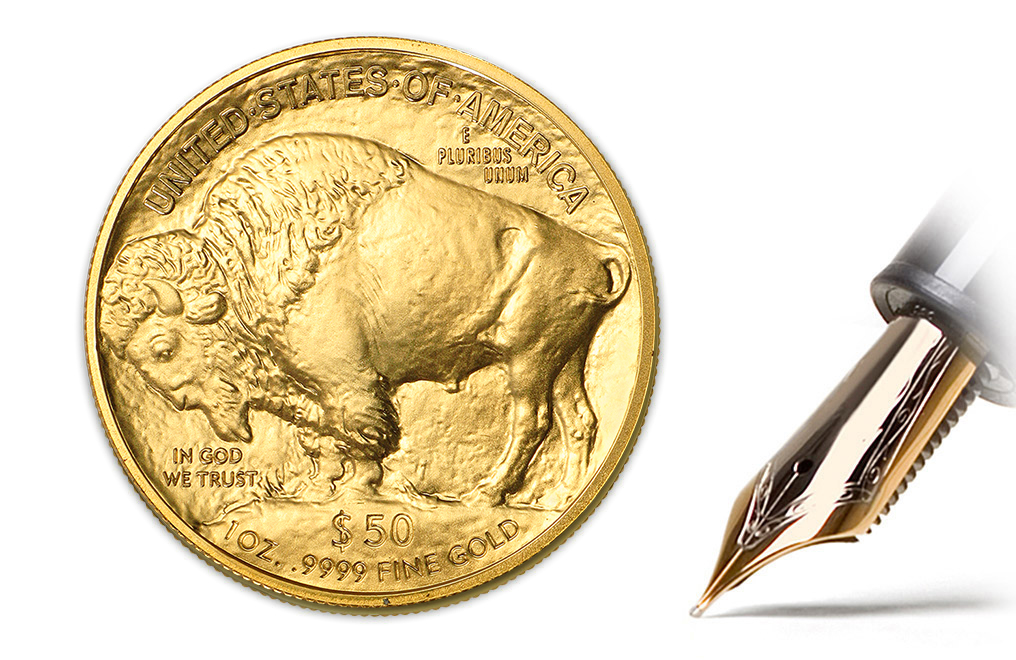 Buy 2020 MintFirst™ 1 oz Gold Buffalo (20 Coins), image 2